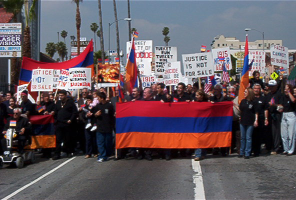 Armenian Genocide March